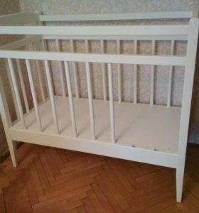 Детская кровать 0-3