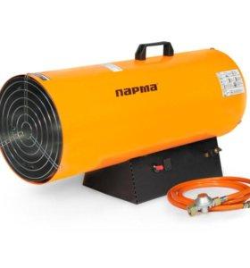 Нагреватель газовый ПАРМА ТПГ-75
