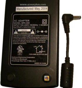 NEXTAR MPA-690A AC ADAPTER 9.5VDC 3.33A