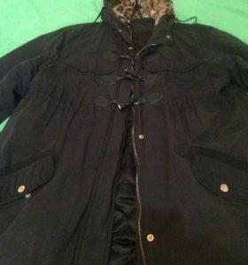 Женская курточка 52-54