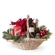 Подарок-новогодняя корзина