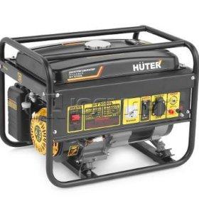 генератор бензиновый Huter DY3000L.