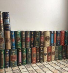 Книги в миниатюре