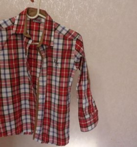 сорочка на мальчика