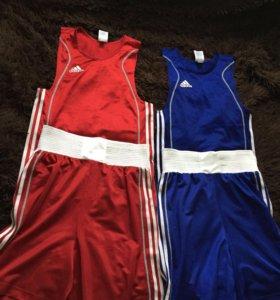 Боксерская форма Adidas размер S