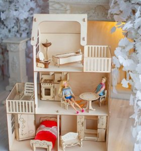"""Кукольный домик для Барби """"Лайт"""""""
