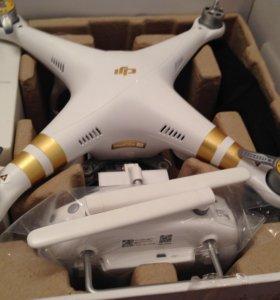 Квадрокоптер Phantom 3 (4к) Новый