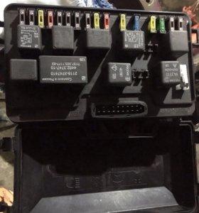 Монтажный блок ваз 2114-2115 черный ящик