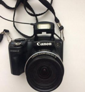 Canon SX500 IS