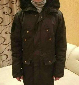 Осенняя форменная куртка