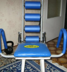 спортивный тренажер