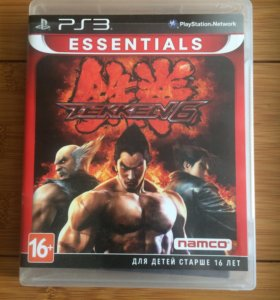 Игры на PS3 лицензия