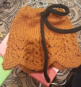 Теплая юбка для девочки 1,6 - 2 лет