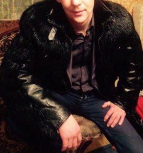 Мужская куртка/дубленка