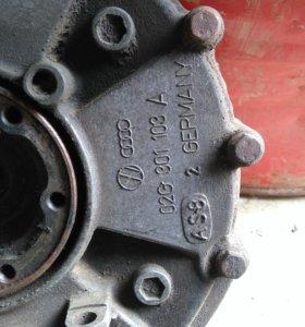 Коробка т4 с двигателя ACV
