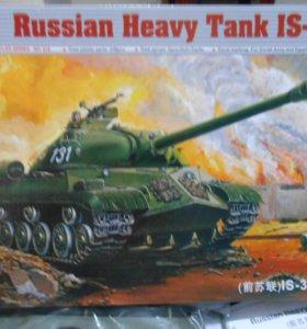 Сборная модель танка ИС-3М