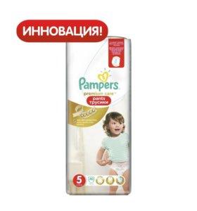 Трусики-подгузники Pampers Premium Care 5 40 шт.