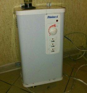 Электрический котел Делсот ЭВП-6м Stanless