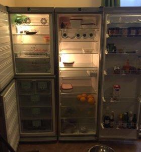 Холодильник Liebherr с льдогенератором!