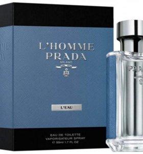 Prada L'Homme L'Eau (2017) 100 мл.