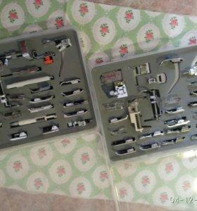 Набор лапок для швейной машины
