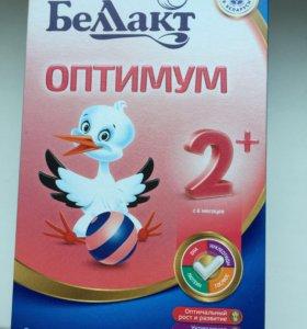 Смесь Беллакт 2; Каши молочные Беллакт с 6-и мес.