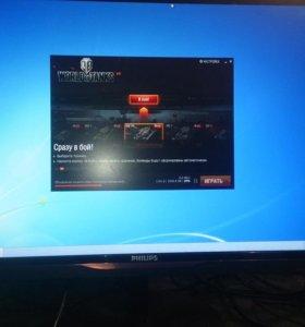 Продаю мощный новый функциональный компьютер