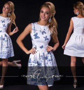 Новое платье 40-42р-р