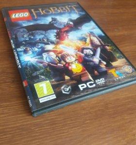 Диск с игрой lego Hobbit
