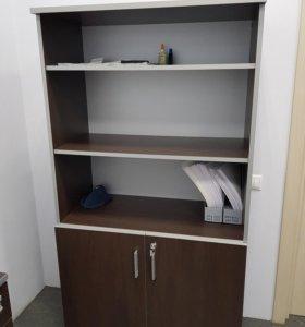 Офисные шкафы и стеллажи