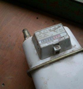 Газовый счетчик сгк-2,5
