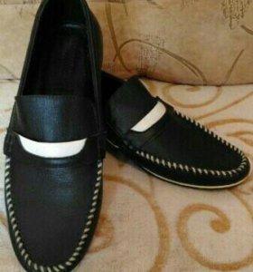 Макасины (туфли) мужские - 43 размер