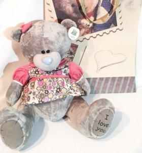 Плюшевый медведь, мишка Теди