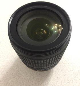 Объектив Nikon 18-105mm
