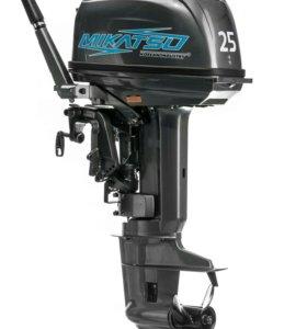 Mikatsu M25FHS гарантия 5 лет Лодочный мотор