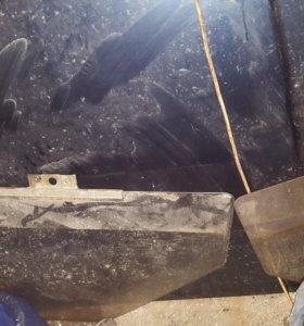 Передние боковые стеклы на ваз 2109