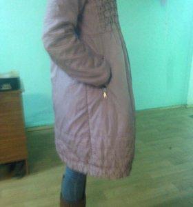Пальто подойдет для беременной