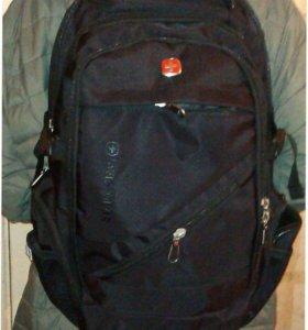 Рюкзак Swissgear 8810 черного цвета