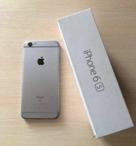 Продам или Обмен с доплатой iphone 6s 32 гб