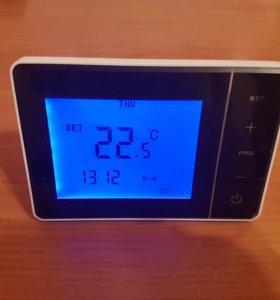 Беспроводной термостат для отопленя
