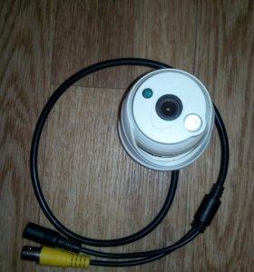 CTV-HDD361A ME миниатюрная купольная камера