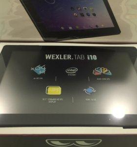 Планшет Wexler.Tab i10. 16gb с sim