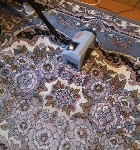 Химчистка ковровых покрытий и мебели