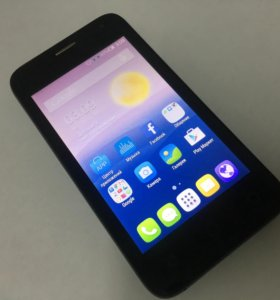 Смартфон Alcatel One Touch Pixi First 4024D