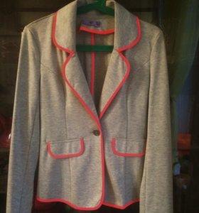 Лёгкий тонкий пиджак