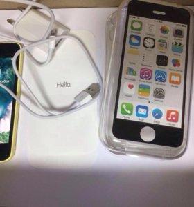 Айфон 5c 16 Gb