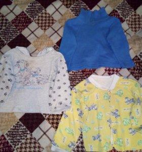 Кофты, футболки, майки +