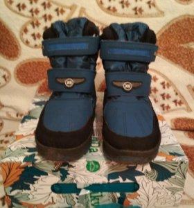 Сапоги зимние King Boots