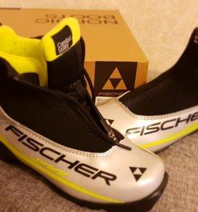 Ботинки для беговых лыж Fisher XJ Sprint
