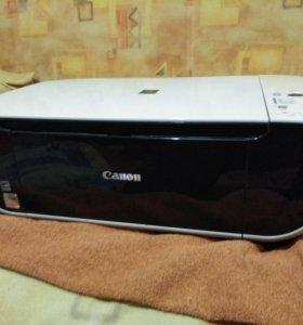 Принтер Canon pixma mp210